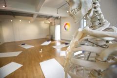 Integrale Yogaschule Raum